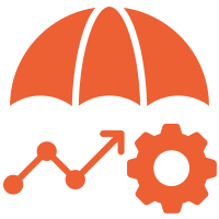 Robust AI And ML Solutions Icon