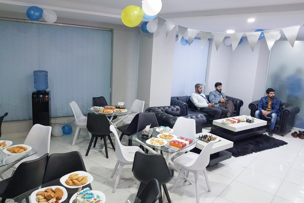 Celebrate day Ropstam Team Relax