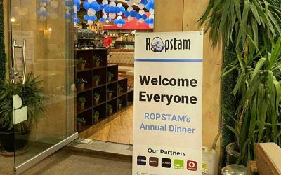 Ropstam's Annual Dinner