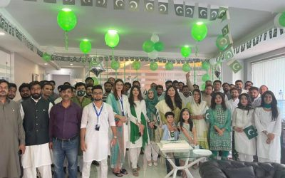 Pakistan Independence Day Celebrations at Ropstam